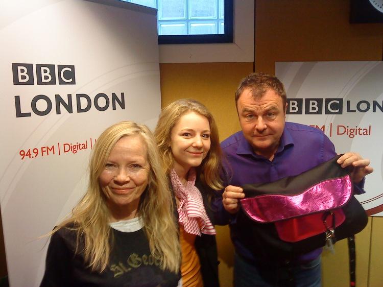 cyclodelic on BBC London Radio