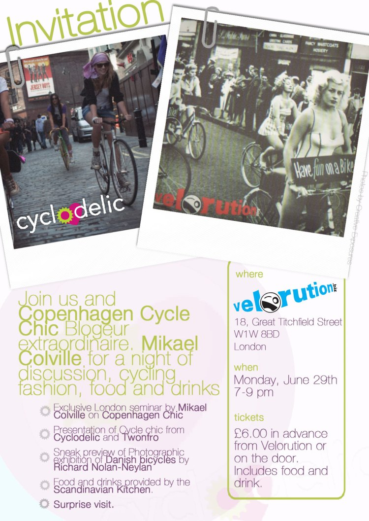 Cyclodelic Velorution Event
