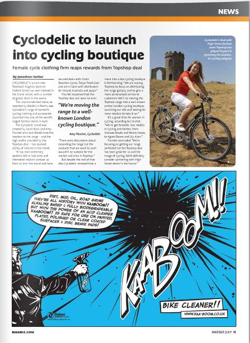 bike biz cyclodelic july