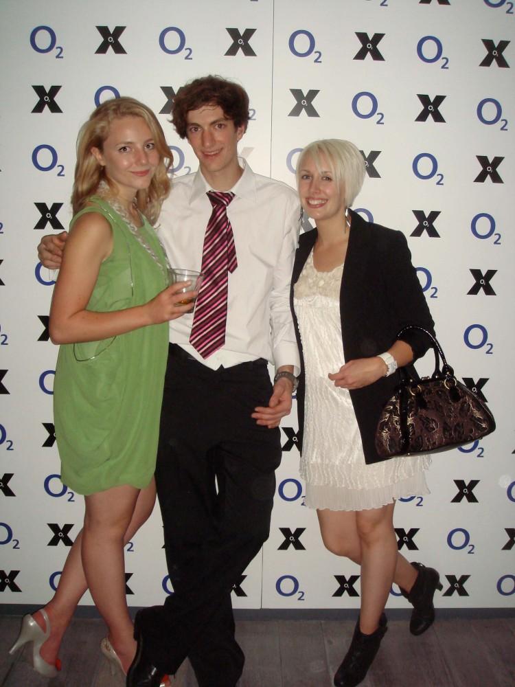 O2 X Awards 2009