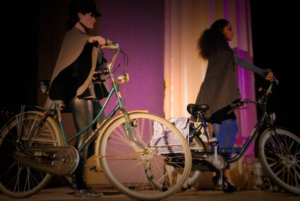 Cycle Fashion Show