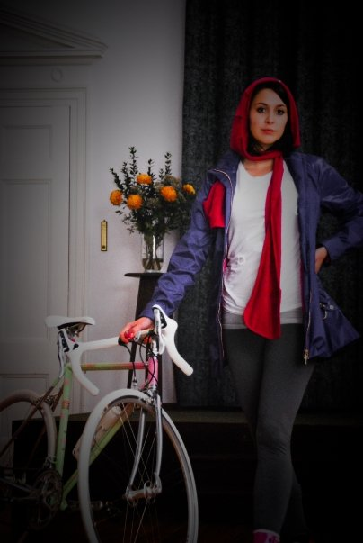 cycle fashion show