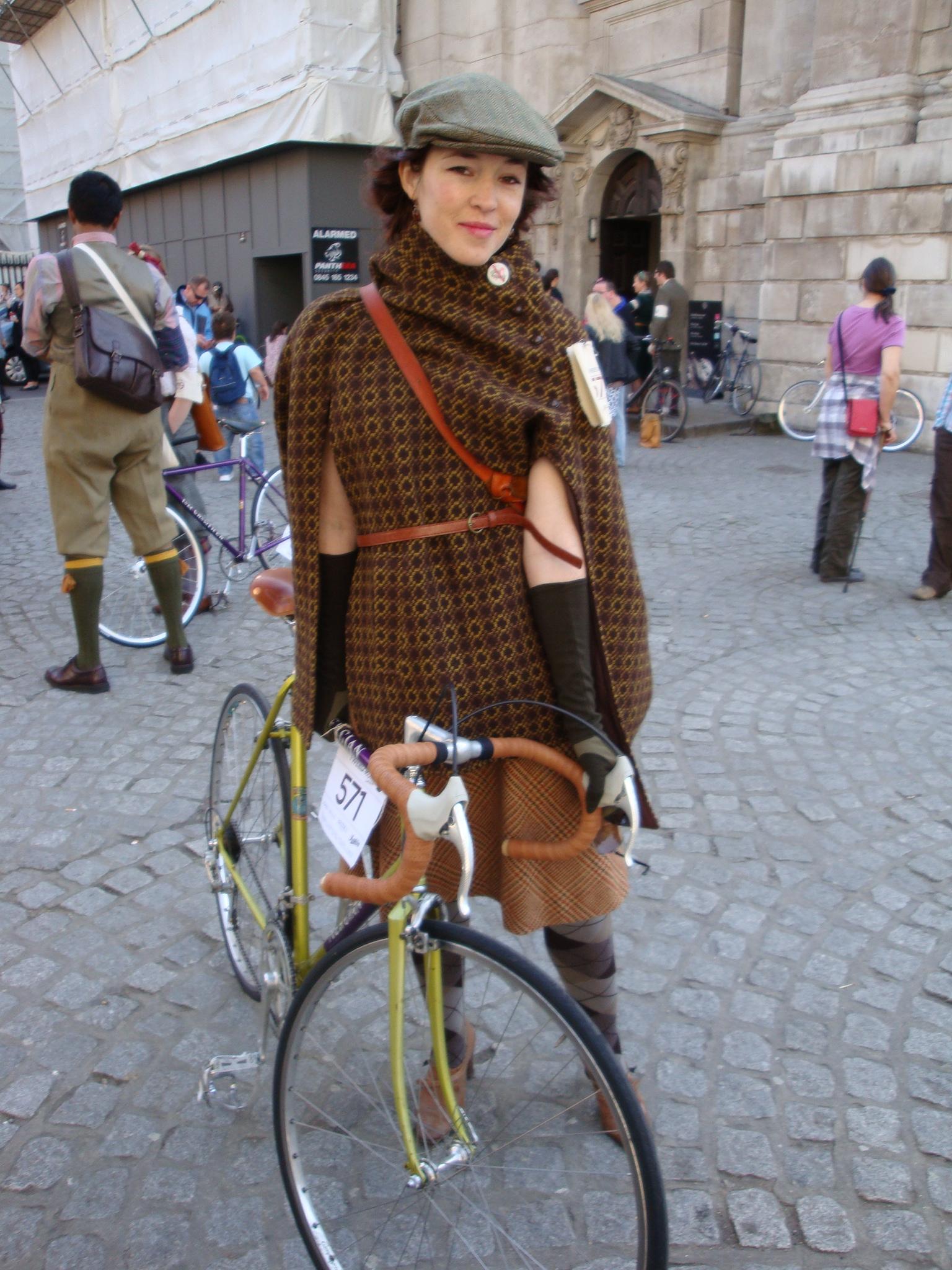 Women in tweed